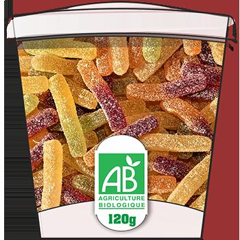 RIGOBIO Sbulifrite fruité et acidulé en pot - réf.2840