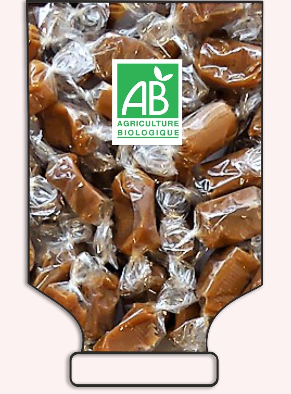 Caramels au beurre en Vrac - Origine France - réf.1016