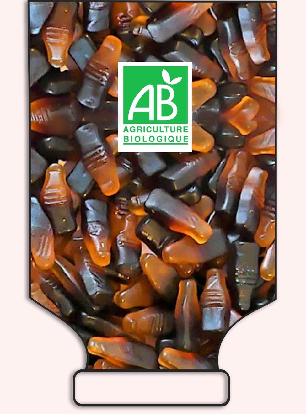 Bouteilles saveur cola en Vrac - Origine France - réf.1043