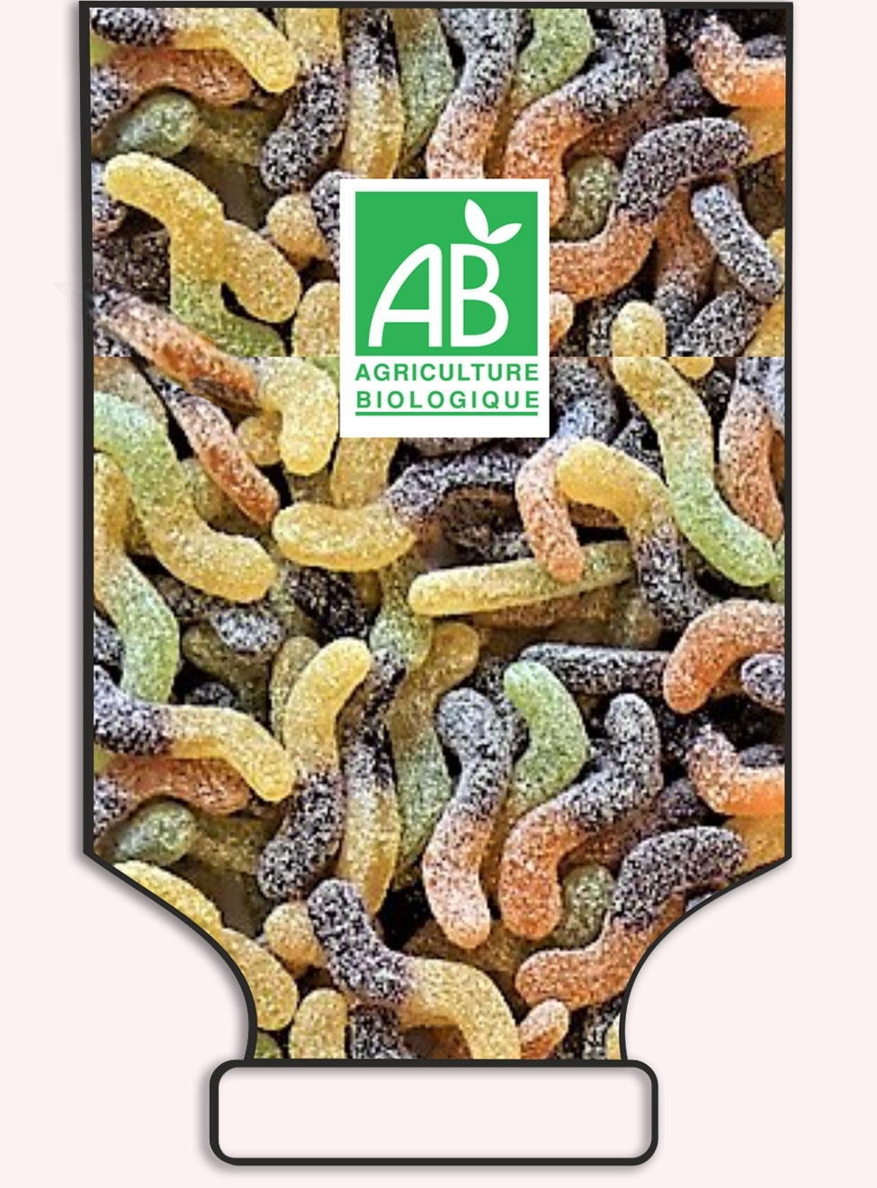 Serpents fruités & acidulés en Vrac - ref.1010